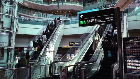 Tokyo Haneda Airport 4 Footage