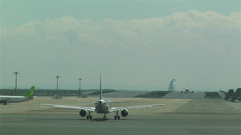 Tokyo Haneda Airport 15 Footage
