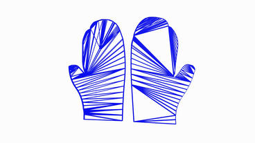 Rotation Of 3D Gloves.glove,boxing,sport,hand,competition,fist,fight,jab,hit,boxer,Grid,mesh,sketch, stock footage