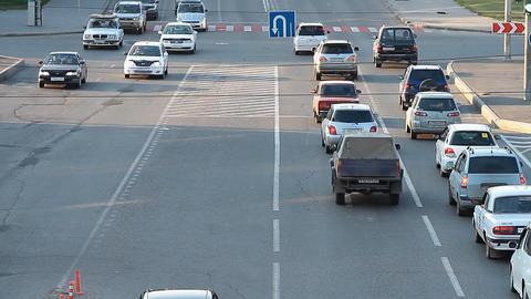 Roads Stock Video Footage