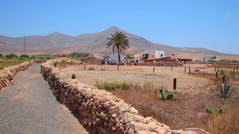 Fuerteventura Island, Canary Islands, Spain Stock Video Footage