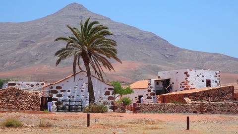Fuerteventura Island, Canary Islands, Spain Footage