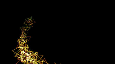 particle 15re Stock Video Footage