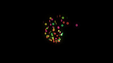 particle 20 Stock Video Footage