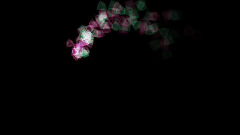 particle 17 Stock Video Footage
