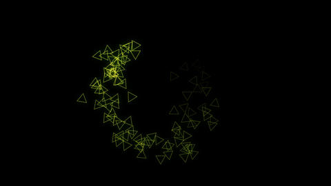 particle 27 1 Stock Video Footage