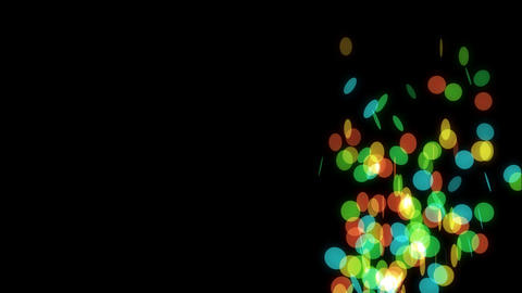 particle 31 Stock Video Footage