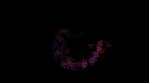 particle 28re Stock Video Footage