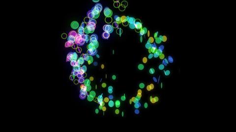 particle 39 loop CG動画