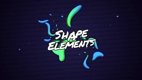 Shape Elements // Mogrt