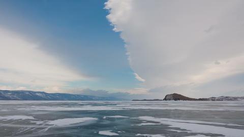 Winter timelapse Footage