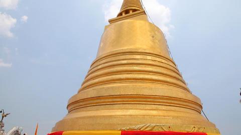 Wat saket temple Footage