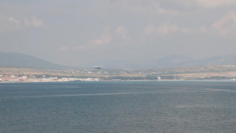 Gelendzhik Air Show 2012 Stock Video Footage