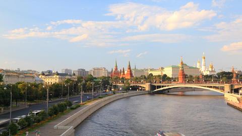 Kremlin timelapse Stock Video Footage