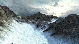 山脈 Animation