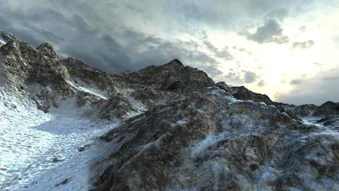山脈 Stock Video Footage