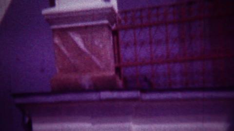 Сhurch - Vintage Super8 Film Stock Video Footage