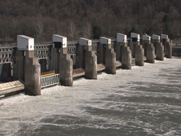 Dam 1 Footage