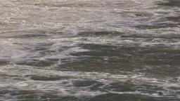 Water flowing 2 Stock Video Footage