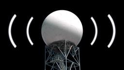 Pulsating radar Animation