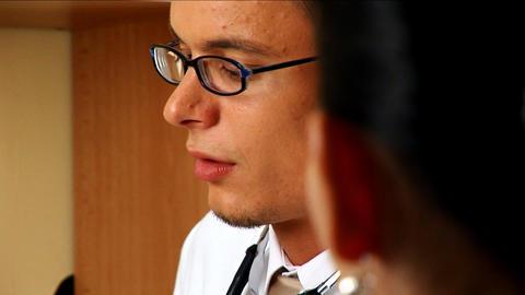 DOCTOR NOV 4 Stock Video Footage
