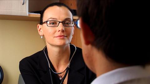 DOCTOR NOV 6 Stock Video Footage