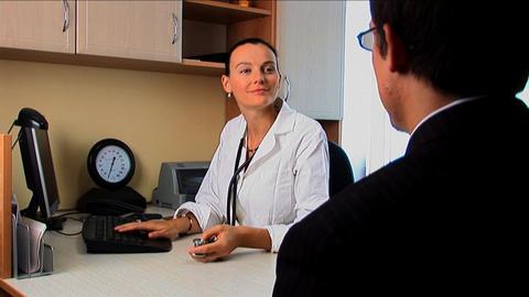 DOCTORS 1 Stock Video Footage