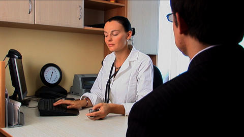 DOCTORS 1 Footage
