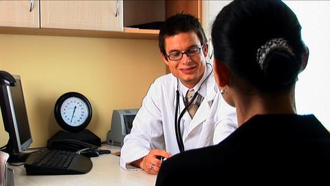 DOCTORS 3 Stock Video Footage