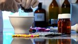 PHARMACY 5 stock footage