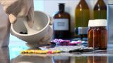 PHARMACY 7 stock footage