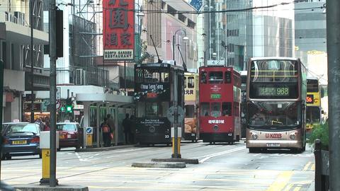 Hong Kong island edit 0974 HD Stock Video Footage