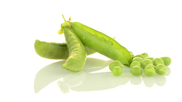 Green peas Stock Video Footage