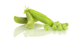 Green peas Stock Video Footage