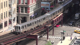 Chicago Loop Footage