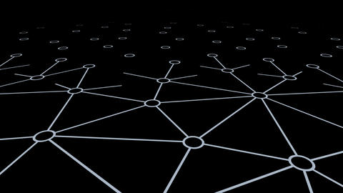 Social   Network   Connection   B 44m 1 stock footage