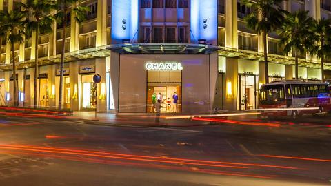 1080 - SAIGON REX HOTEL - TIMELAPS Footage