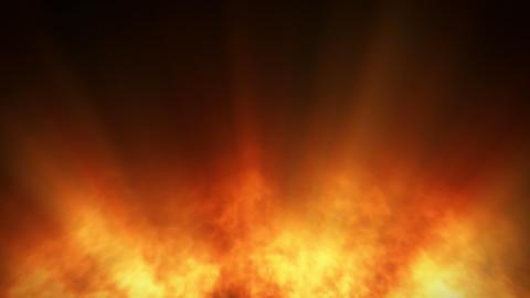 Blazing fire Stock Video Footage