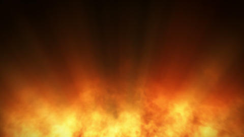 Blazing Fire stock footage