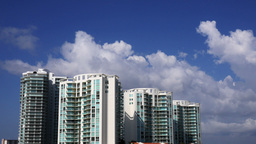 Miami Clouds Animation