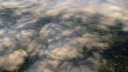 Aerial Clouds Stock Video Footage