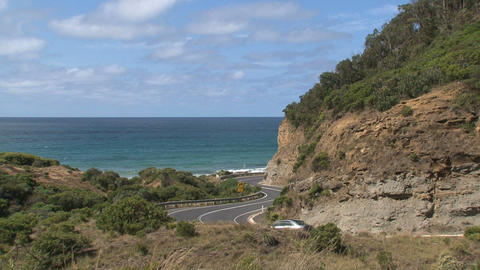 Greatoceanroad cars 08 Footage