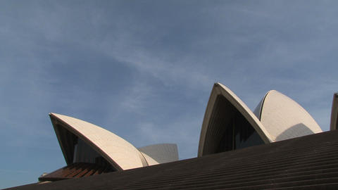 Still Opera house Stock Video Footage
