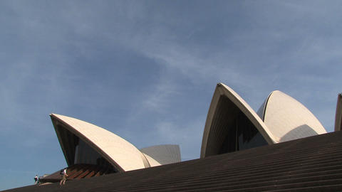 Opera House, Sydney Stock Video Footage