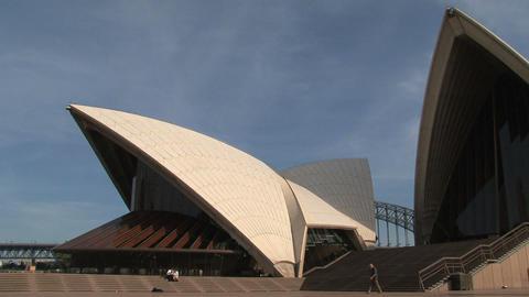 Opera House, Sydney Stock Video Footage