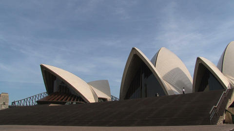 Opera house Footage