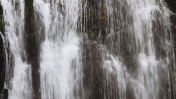 Waterfall Detail stock footage