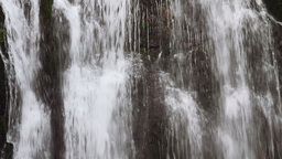 Waterfall detail Stock Video Footage