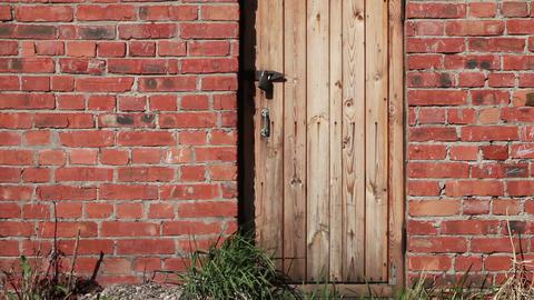 locked Door Stock Video Footage