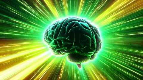 Brain 2 A 1 Dm 2 HD Stock Video Footage
